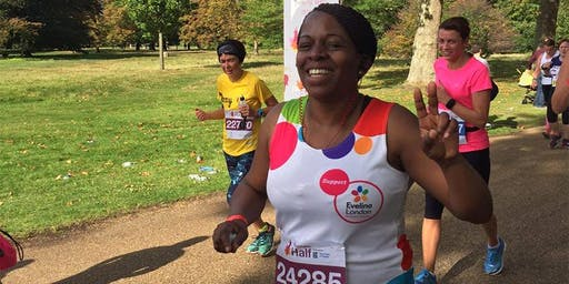 Register your interest: Evelina London Royal Parks Half Marathon 2019
