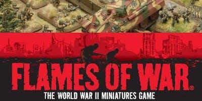 Flames of War: V3 Late War Tournament