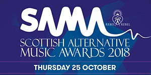 Scottish Alternative Music Awards - 2018 Ceremony w/...