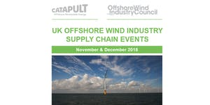 UK Offshore Wind Industry Supply Chain Event -...