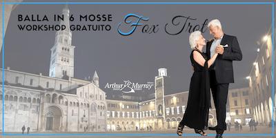 Workshop Gratuito - Fox Trot