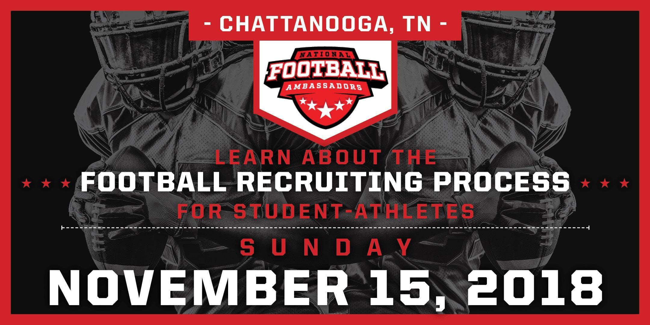 HS Football Recruiting Process Seminar: 101 -