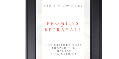 A Conversation with Author Fazle Chowdhury