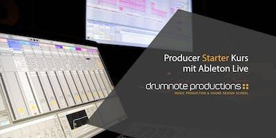 Producer Starter Kurs mit ABLETON LIVE