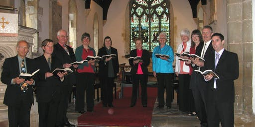 Lydian Singers at the Samuel Worth Chapel - Thurs 17th October