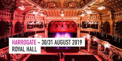 The Gin & Rum Festival - Harrogate - 2019