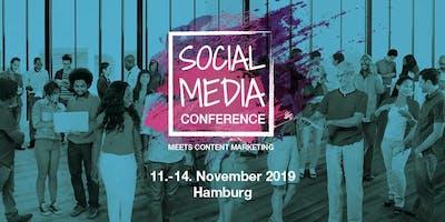 SMC - Social Media Conference 2019