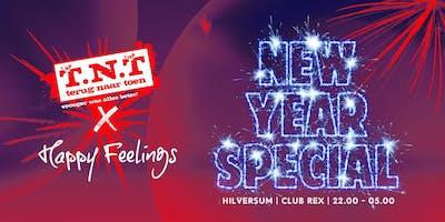 Terug naar Toen x Happy Feelings NYE Special | Hilversum