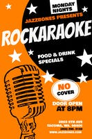 ROCKARAOKE WITH A LIVE BAND!