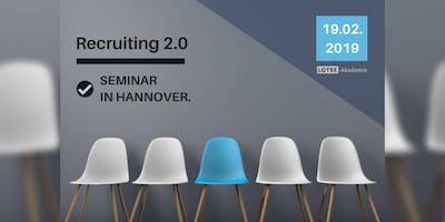 Recruiting 2.0 Seminar in Hannover