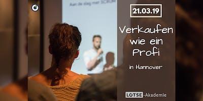 Verkaufen wie ein Profi Seminar in Hannover