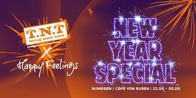 Terug naar Toen x Happy Feelings NYE Special | Nijmegen