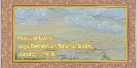 Heartful Island: Yoga Retreat on Toronto Island tickets
