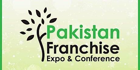 Pakistan Franchise Expo tickets