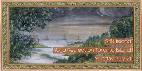 Still Island: Yoga Retreat on Toronto Island tickets
