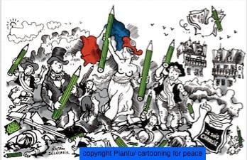 Rébellion et résistance dans la chanson franç