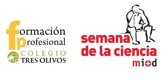 X Jornadas de Farmacia - Colegio Tres Olivos