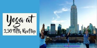 Rooftop Yoga Retreat