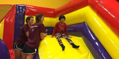 April Pump It Up Autism Bounce Night