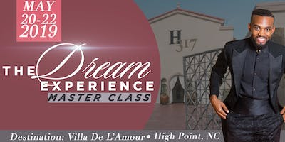 The Dream Experience | A Floral, Design, and Business Master Class by Demetris