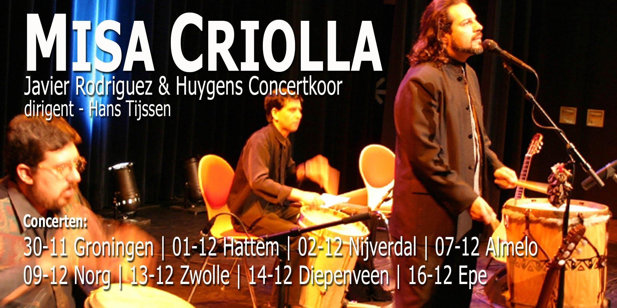 Musica Celestial - Misa Criolla