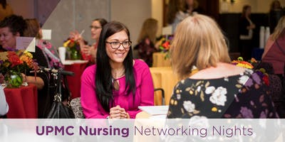 UPMC Nursing Networking Nights - Pittsburgh & Erie