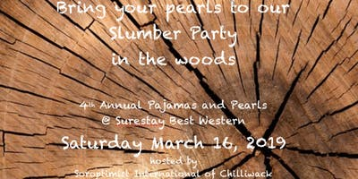 4th Annual Pajamas & Pearls