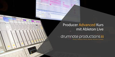 Producer Advanced Kurs mit ABLETON LIVE