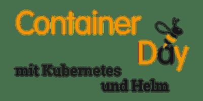 Container Day mit Kubernetes & Helm | 29. November 2018, Essen