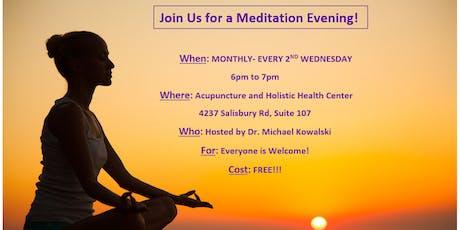 Meditation For Healing tickets
