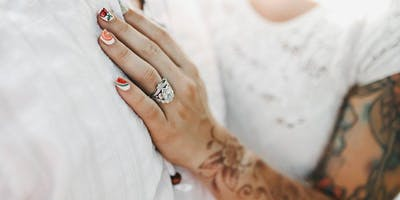 Spring Fashion 2019 Wednesday Wedding Planning Pop-up Soiree
