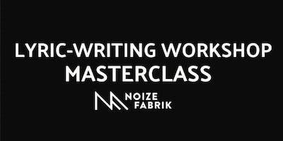 Masterclass // Lyric-Writing Workshop