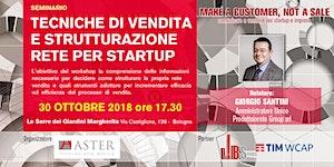 Make a customer not a sale Chap II: Tecniche di...