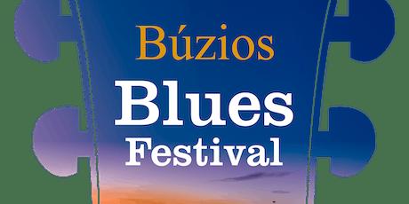 Búzios Blues Festival #savethedate 12 a 13 Junho 2020 ingressos