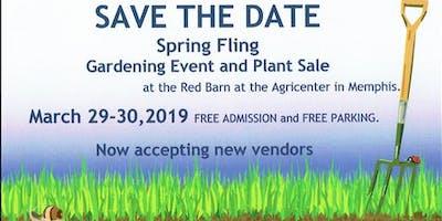 Memphis Area Master Gardeners Spring Fling Garden Show and Plant Sale