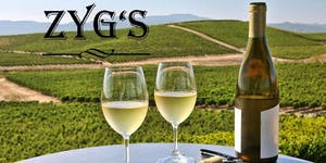 Les Zygomates Wine Tasting with Lorenzo (10/30)