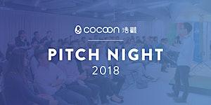 CoCoon Pitch Night Semi-Finals Fall 2018 (15/11)...