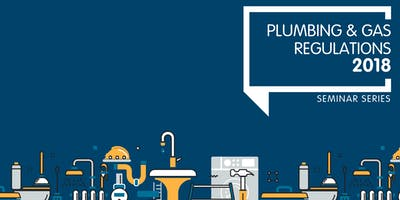 Heidelberg - Plumbing & Gas Regulations 2018 Seminar