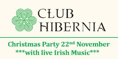 Club Hibernia Christmas Party