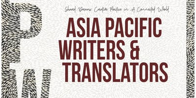 SINGLE DAY PASS // 5-7 DECEMBER // 11TH ASIA PACIFIC WRITERS & TRANSLATORS // APWT18