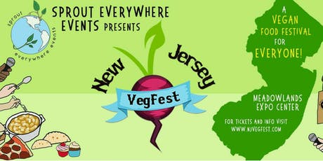 New Jersey VegFest: November 16 & 17, 2019 tickets