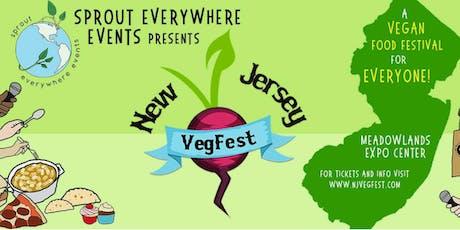 New Jersey VegFest: November 16 & 17, 2019 tickets