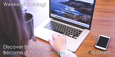 Boostrap Web Development Weekend Training & Certification