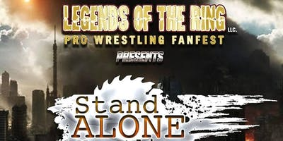 Legends Of The Ring Presents Stand Alone Wrestling