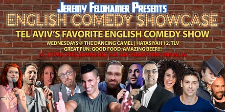 Jeremy Feldhamer Presents: English Comedy Showcase tickets