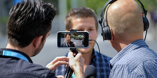 Update training 'Nieuws maken met de smartphone'