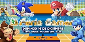 Feria Gamer! / Evento Gaming - Especial Navidad!