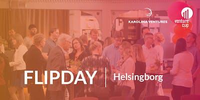 Venture Cup & Karolina Ventures presents Flipday