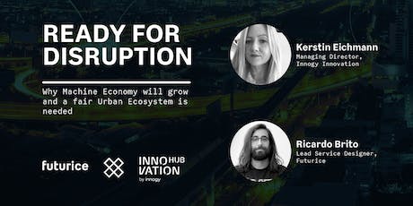 Why Machine Economy will grow and a fair Urban Ecosystem is needed tickets