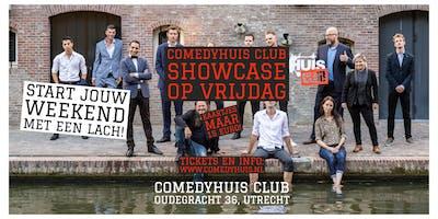 Comedyhuis Club - Showcase op vrijdag